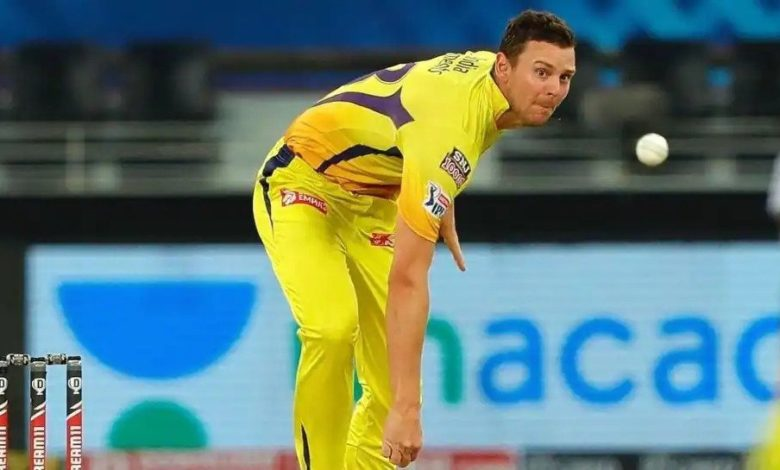 Chennai Super Kings Jason Behrendorff