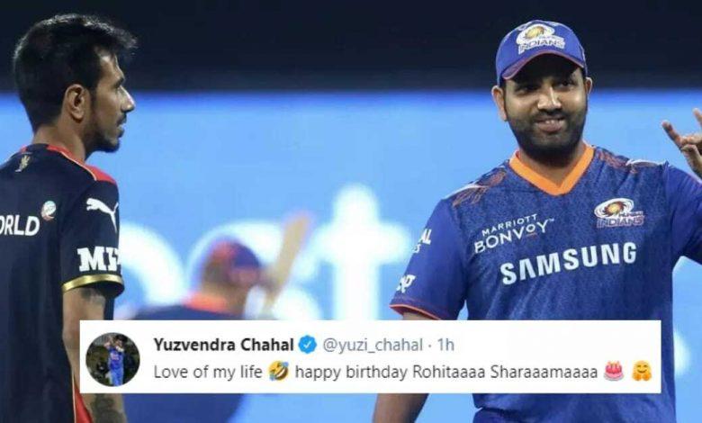 Rohit Sharma Birthday