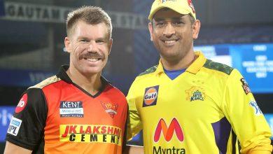 Chennai Super Kings Sunrisers Hyderabad