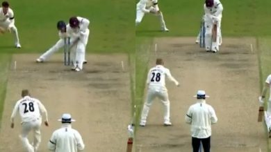 Shane Warne Ball Of The Century Matt Parkinson