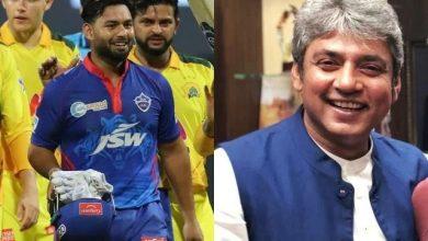 Ajay Jadeja Rishabh Pant captaincy