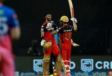 Devdutt Padikkal celebrated his maiden ton