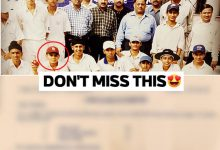 Virat Kohli school photo