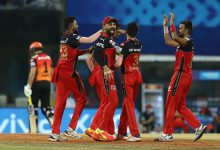 Royal Challengers Bangalore Sunrisers Hyderabad