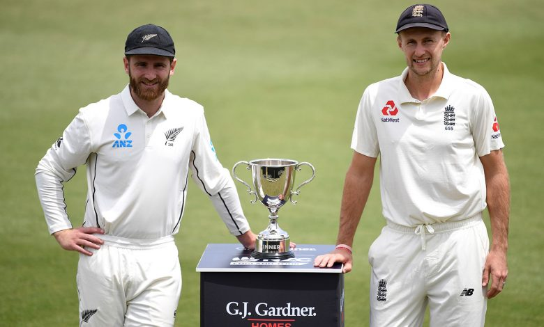 England vs New Zealand Edgbaston Test