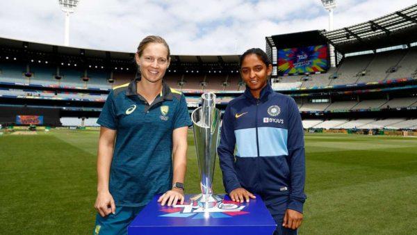 Indian women's Australia schedule