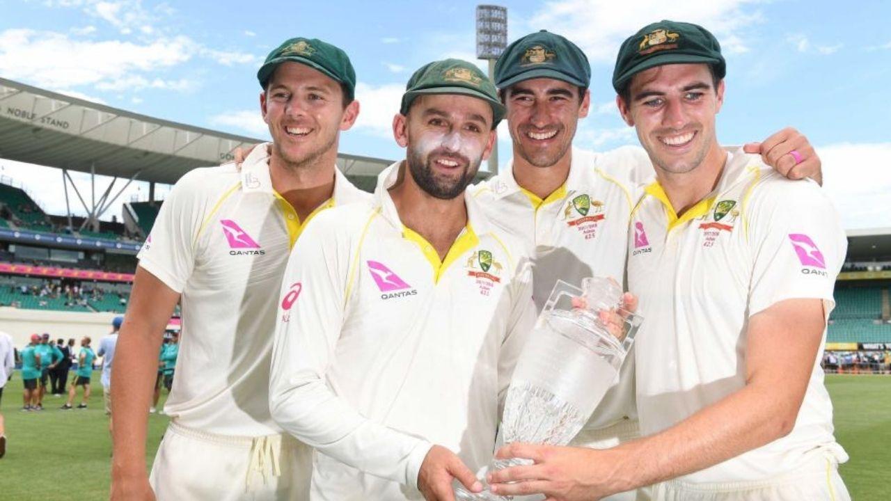 Australia pacers