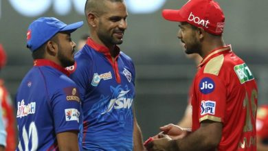 Delhi Capitals vs Punjab Kings Match 29 IPL 2021