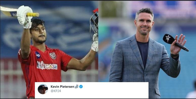 Kevin Pietersen-Mayank Agarwal