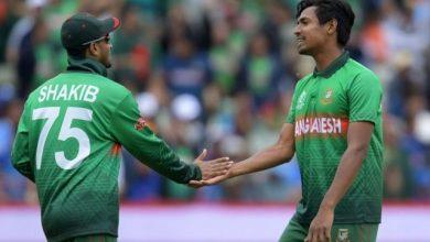 Bangladesh ODI squad