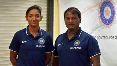 Ramesh Powar-Indian women head coach
