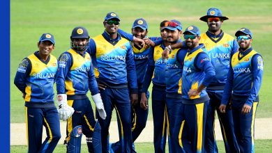 Sri Lankan players Sri Lanka