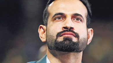 Irfa Pathan Comments on RCB Fans (PV- New Indianexpress)