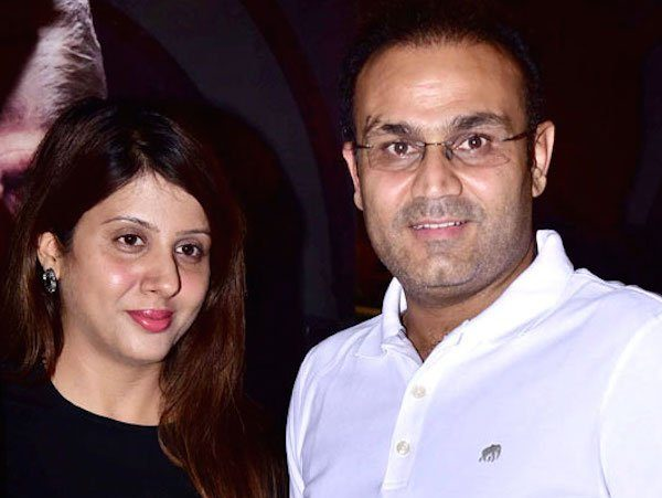 Cricketers who married relatives