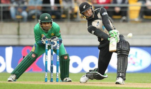Zealand vs Pakistan