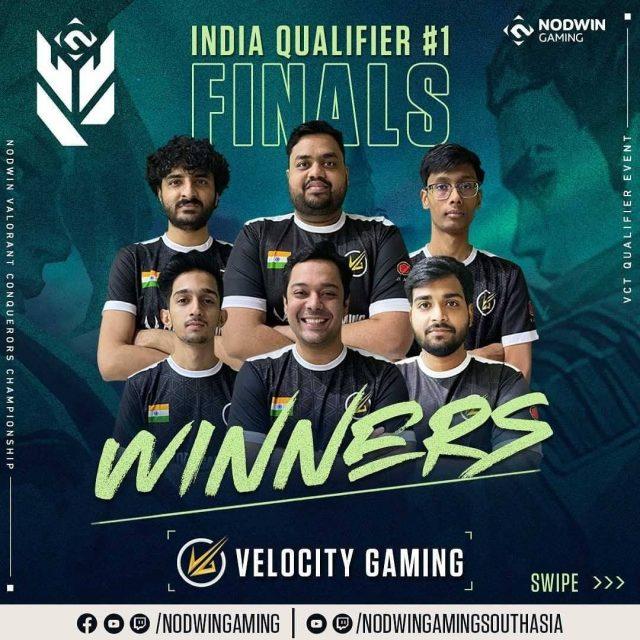 VCC India Qualifiers 1