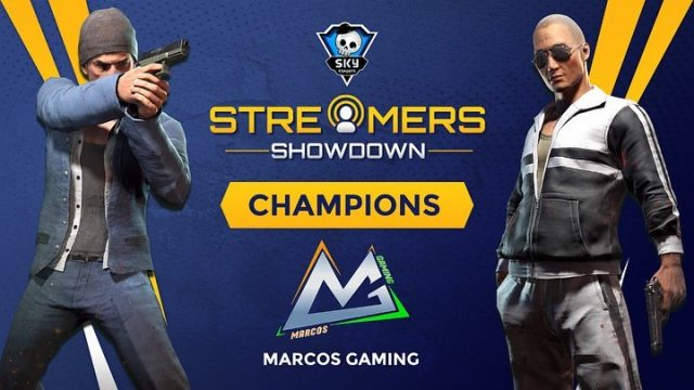 Skyesports South Indian Streamers Showdown