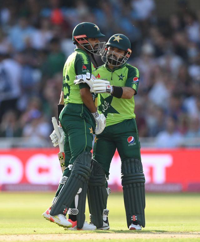 Pakistan England Pakistan 2nd T20I