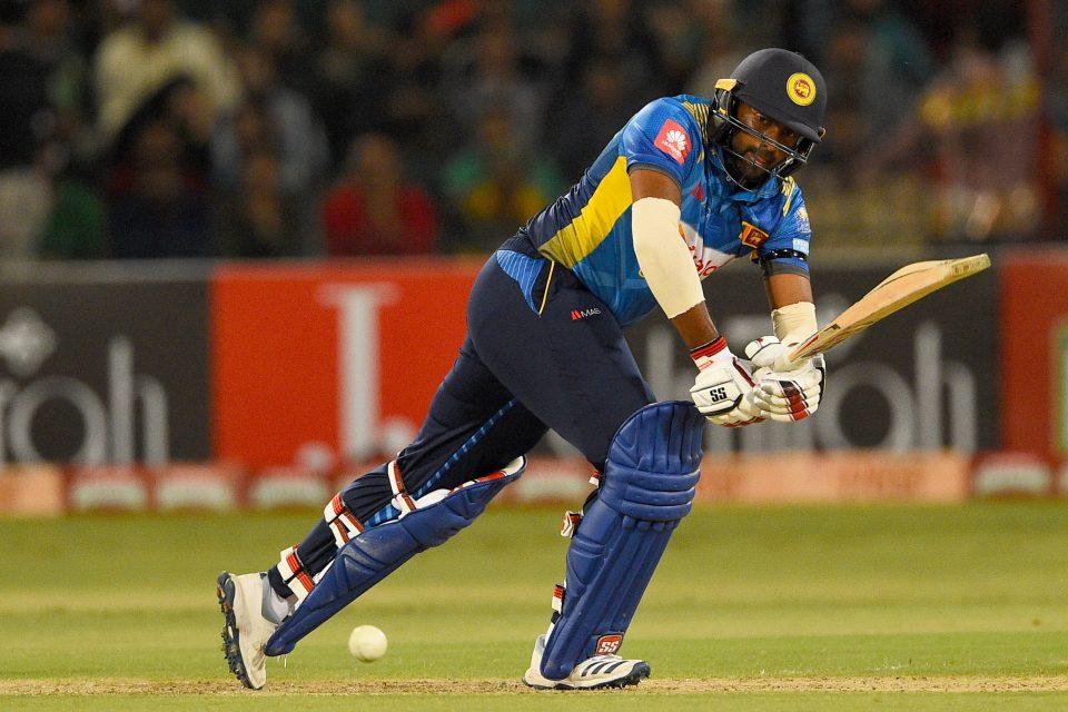 Bhanuka Rajapaksa Given A One-Year Ban By Sri Lanka Cricket - Cricfit