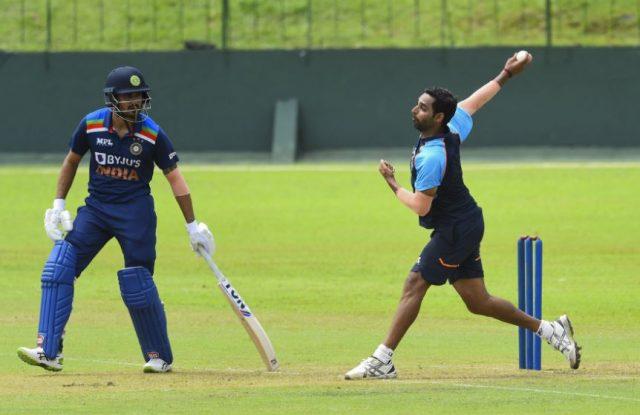 Indian team match practice