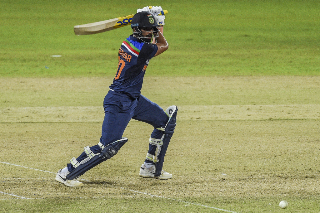 India Sri Lanka, Second ODI