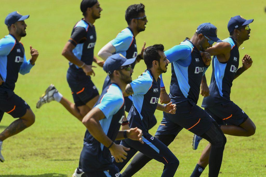Kapil Dev Indian Team