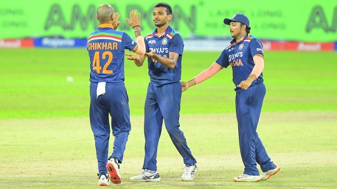 Sri Lanka vs India 2021: 3rd ODI – Who Said What? - Cricfit