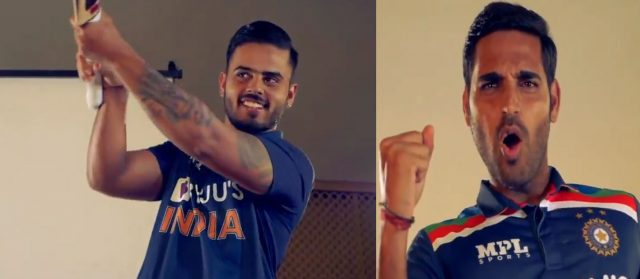 Indian Players Photo-Shoot