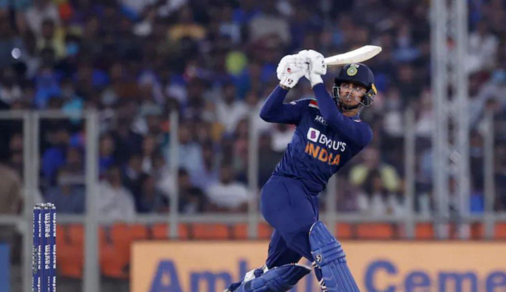 Ishan Kishan, India vs Sri Lanka