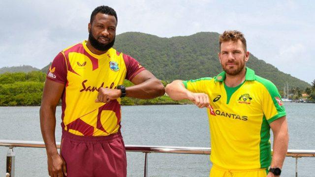 West Indies & Australia