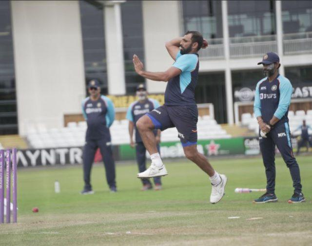 Team India bowlers BCCI