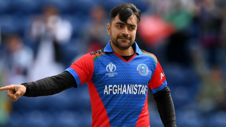 Rashid Khan Afghanistan spinner