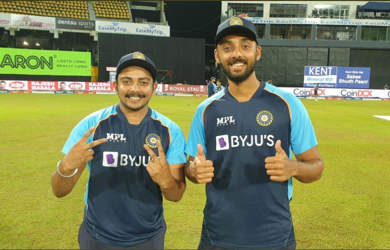 Sri Lanka vs India 2021: 1st T20I – Who Said What? - Cricfit