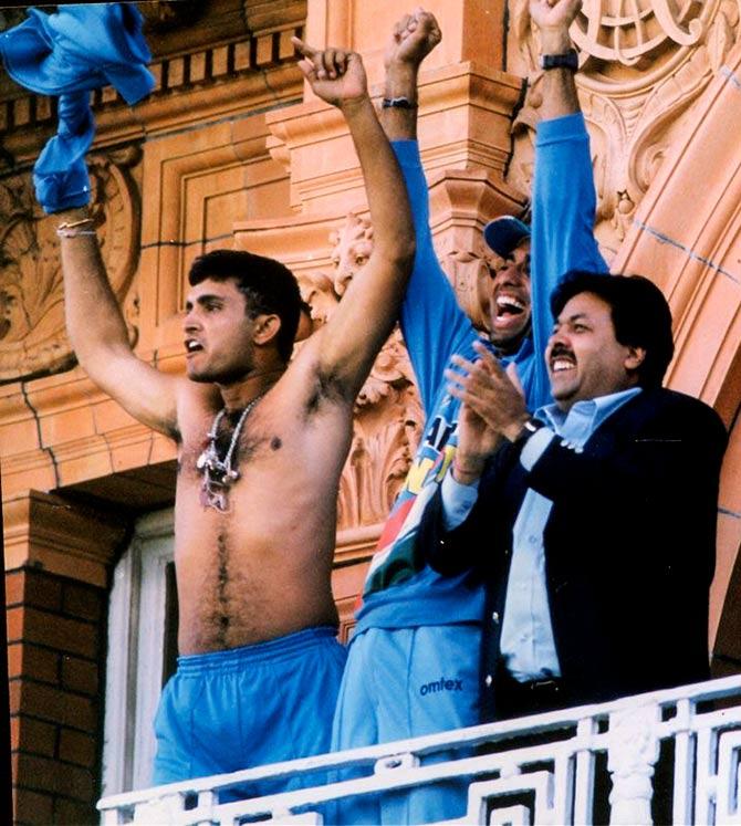 Sourav Ganguly Natwest Final