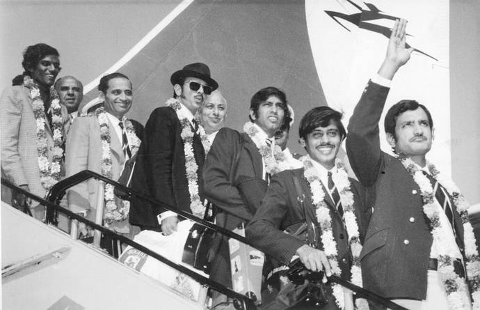 India Test win England