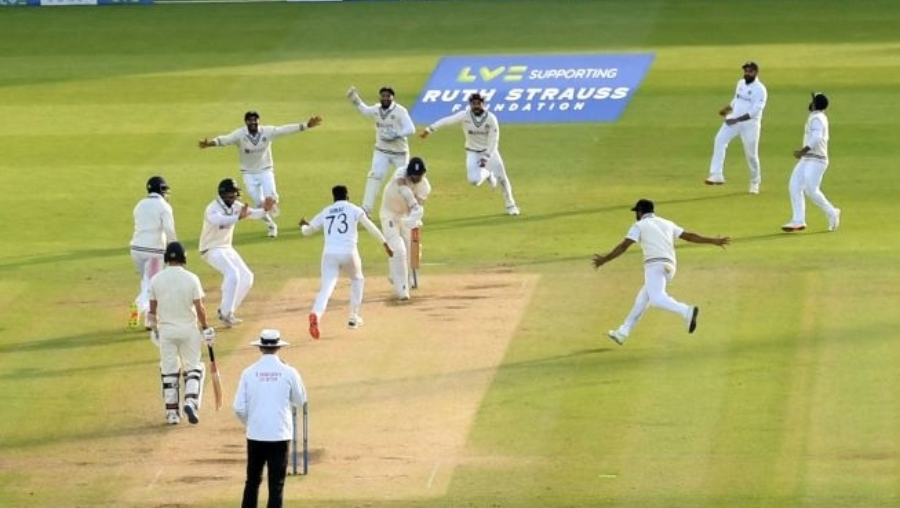 India's Lord's Test win