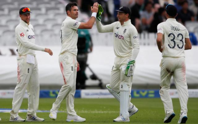 England 3rd Test Squad