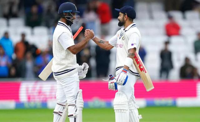 India Batting Day 3 Headingley Test