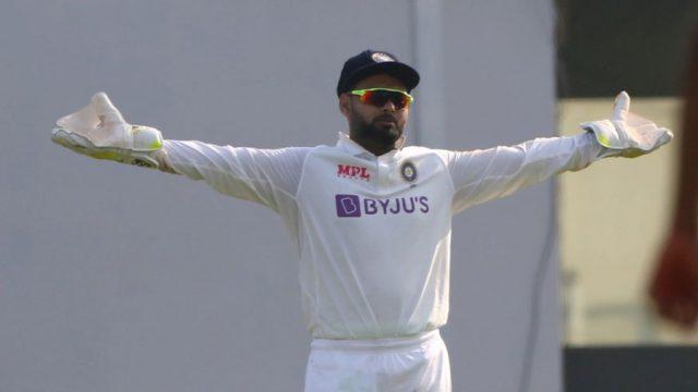 Rishabh Pant Headingley Test