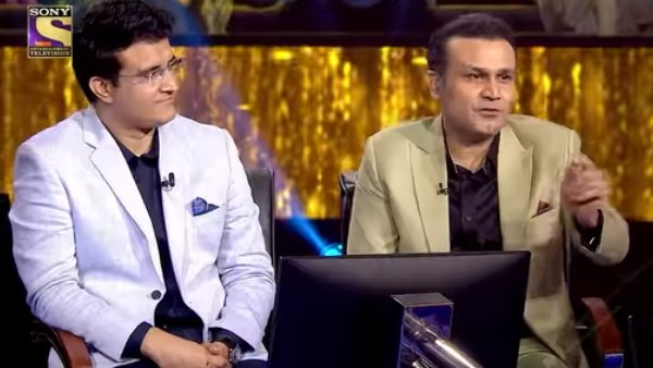 Sourav Ganguly-Virender Sehwag KBC