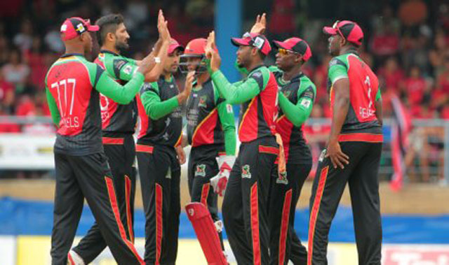 CPL 2021 St Kitts and Nevis Patriots