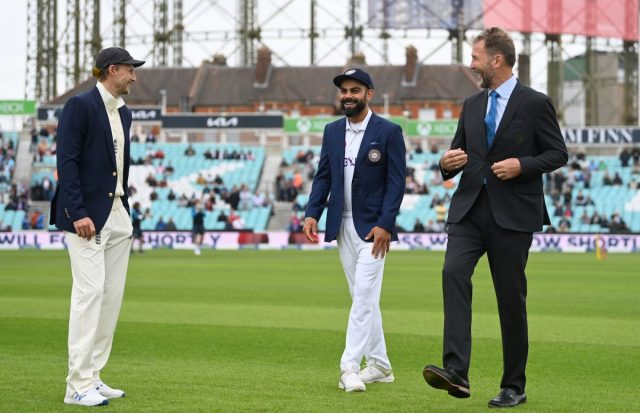 India England Oval