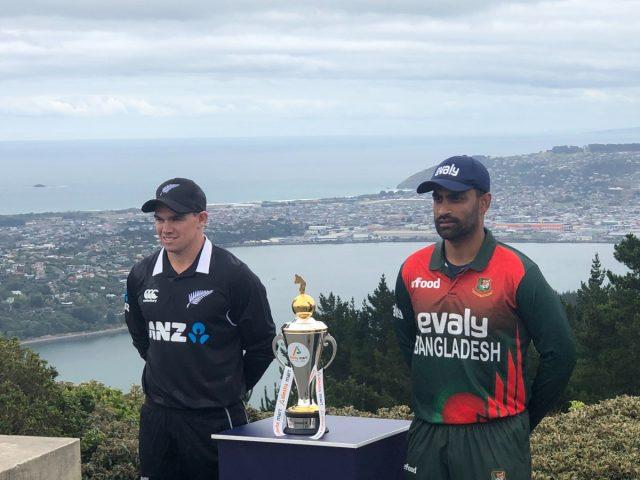 Bangladesh vs NZ 1st T20I Fantasy Tips