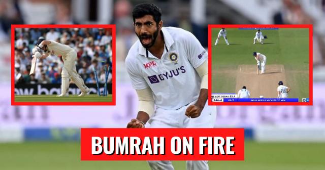 Jasprit Bumrah 100 wickets