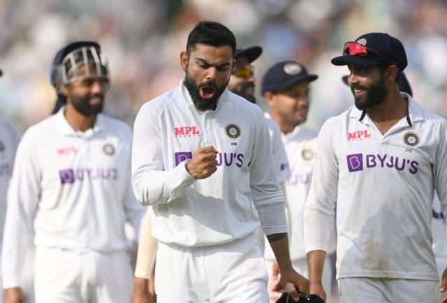 India Oval Win Virat Kohli