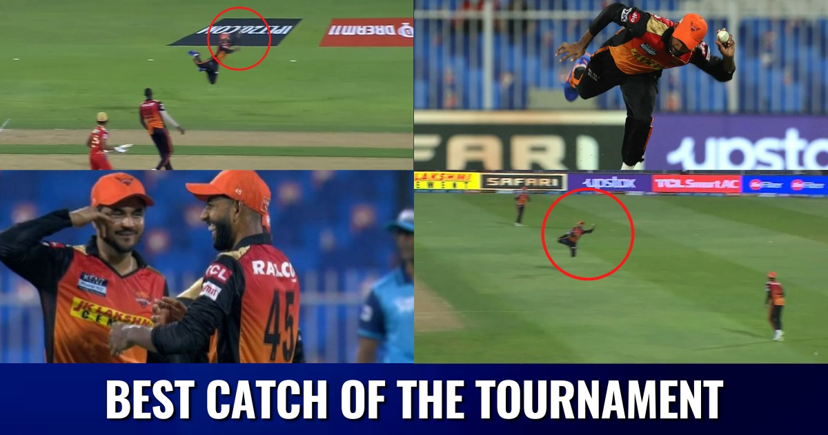 IPL 2021 Watch: Jagadeesh Suchith Takes A Spectacular Catch To Dismiss Deepak Hooda