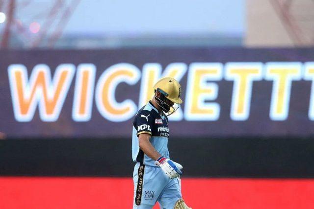 Virat Kohli Wicket RCB Deepika Padukone