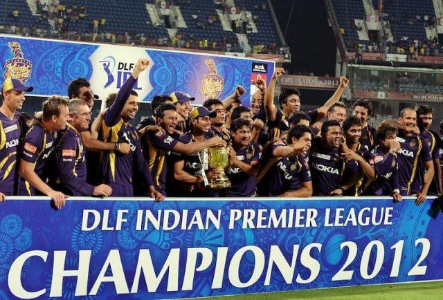 KKR IPL 2012 Final